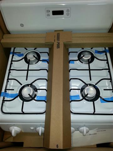 GE 24 inch Gas Stove
