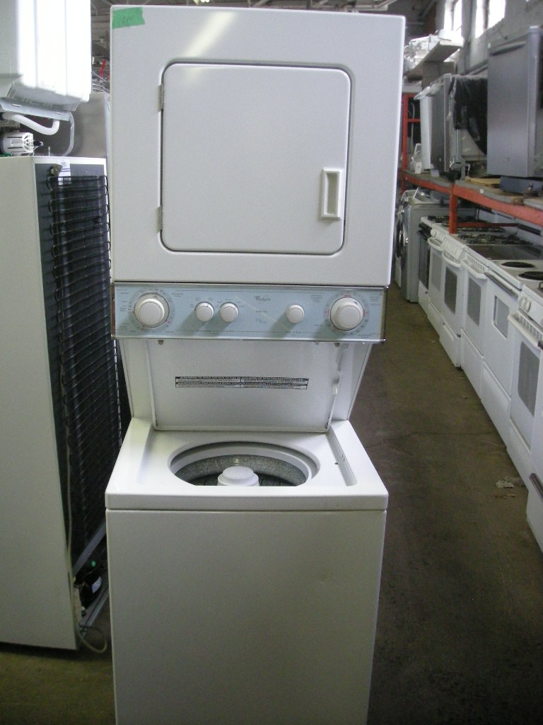 stackable washer dryer apartment size
