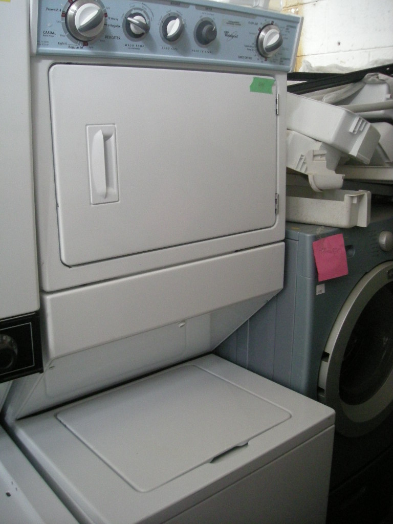 Washer And Dryers: Used Apartment Size Washer And Dryer