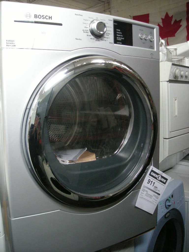 Bosh front load washer