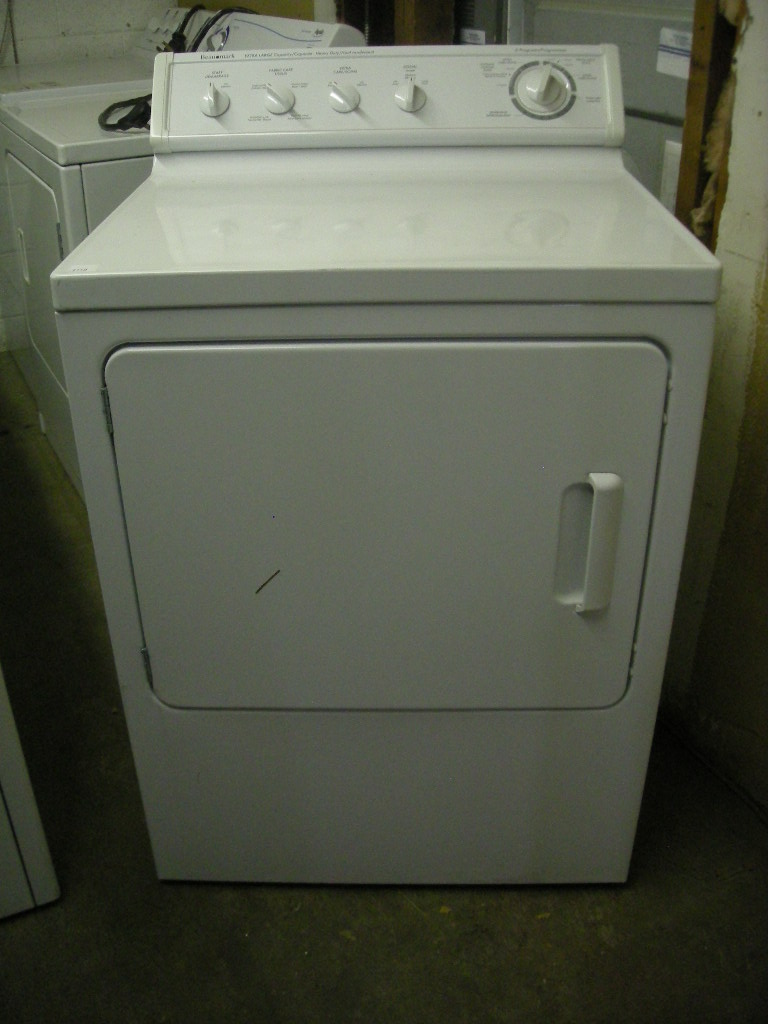 General Electric dryer full size 27 inch