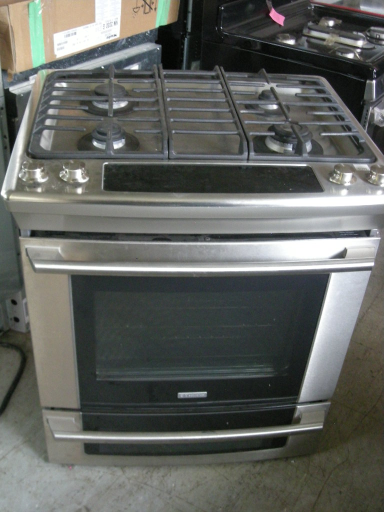 gas oven stove viewing gallery