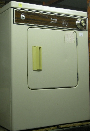 inglis apartment size dryer and up