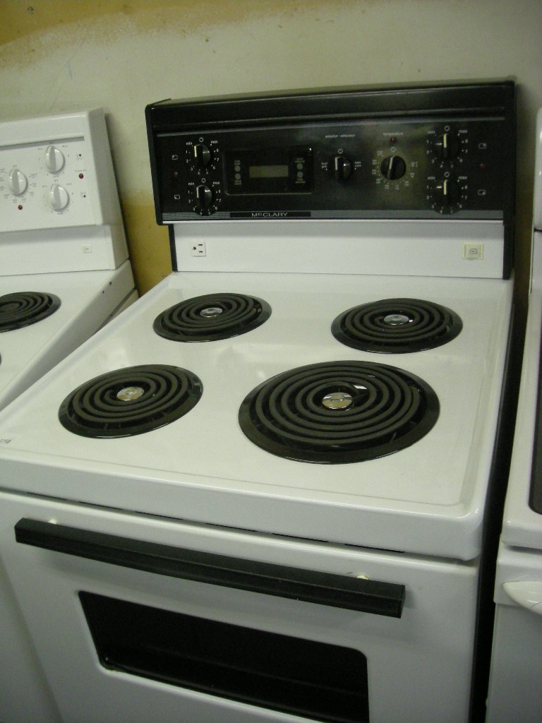 McClary 24 inch apartment size - $250.00 : The Appliance Warehouse ...