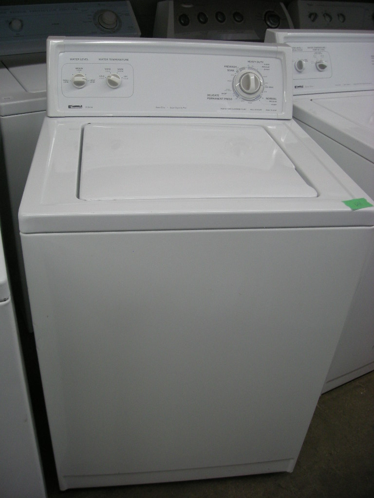 Kenmore full size washer